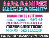 Sara Ramirez Make Up
