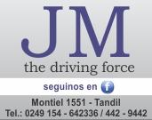JM (the driving force)