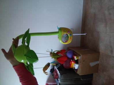 Clasificados gratis en Tandil - Movil Fisher Price WinFun